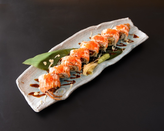 大人気 Sushi Roll
