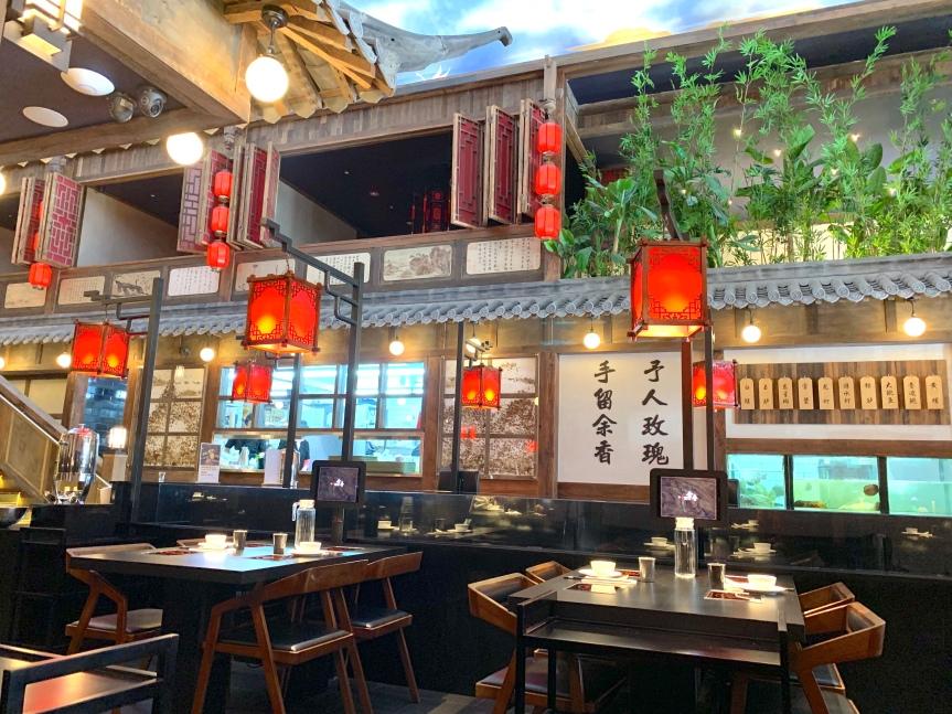 中華系レストランの進化